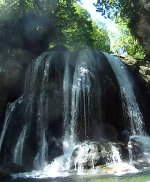 canyoning chamrousse grenoble canyon du Furon