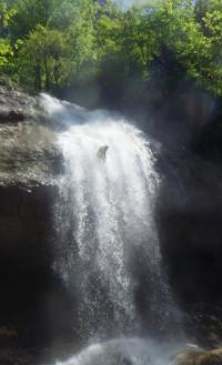 canyon des ecouges vercors grenoble valence