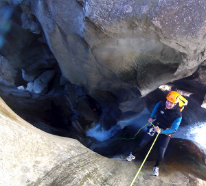 canyoning vercors grenoble isere Valence