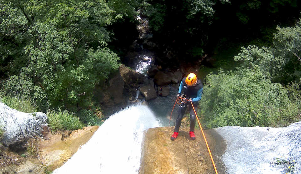 canyoning grenoble alloix