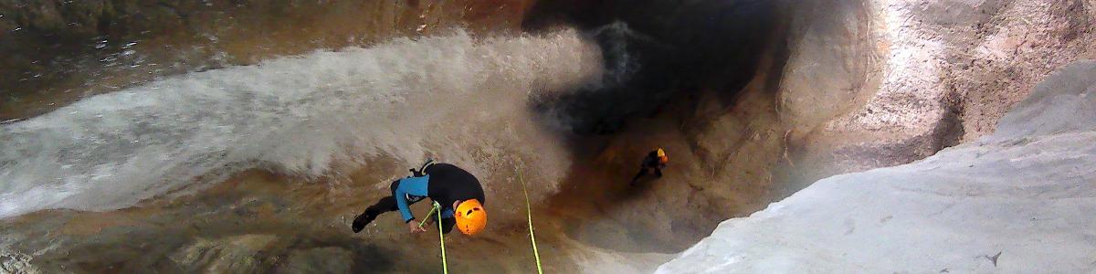 canyon des Ecouges isere