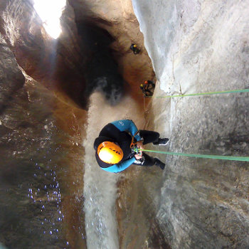 gouffre canyoning infernet chartreuse