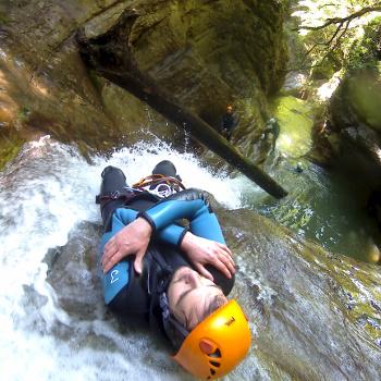 toboggan canyoning ecouges vercors